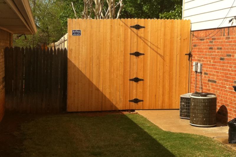 Fence 9